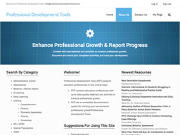 Professional Development Tools